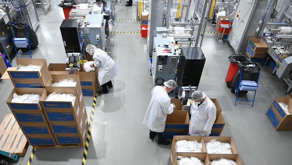 Medizintechniker Dräger explodiert durch Corona beim Gewinn - doch 2021 wird es wohl weniger