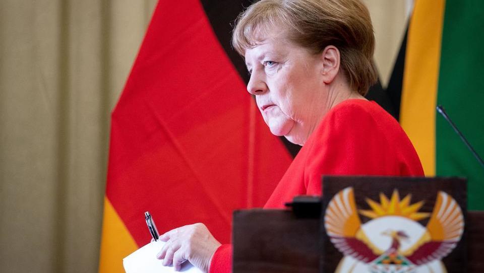 Merkel will Wahl in Thüringen rückgängig machen