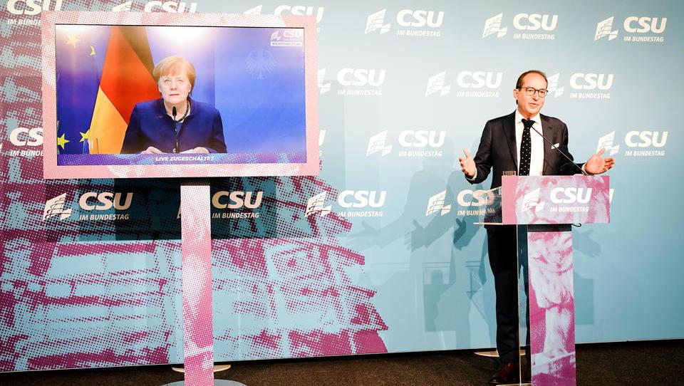 Merkel: Haben schwerste Monate der Pandemie noch vor uns