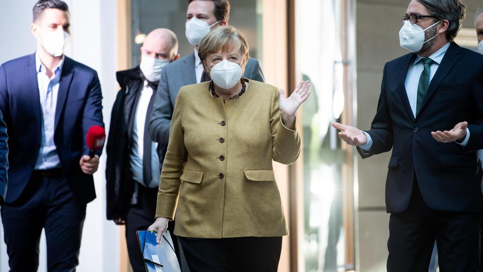 Insider: Merkel will touristische Reisen verbieten