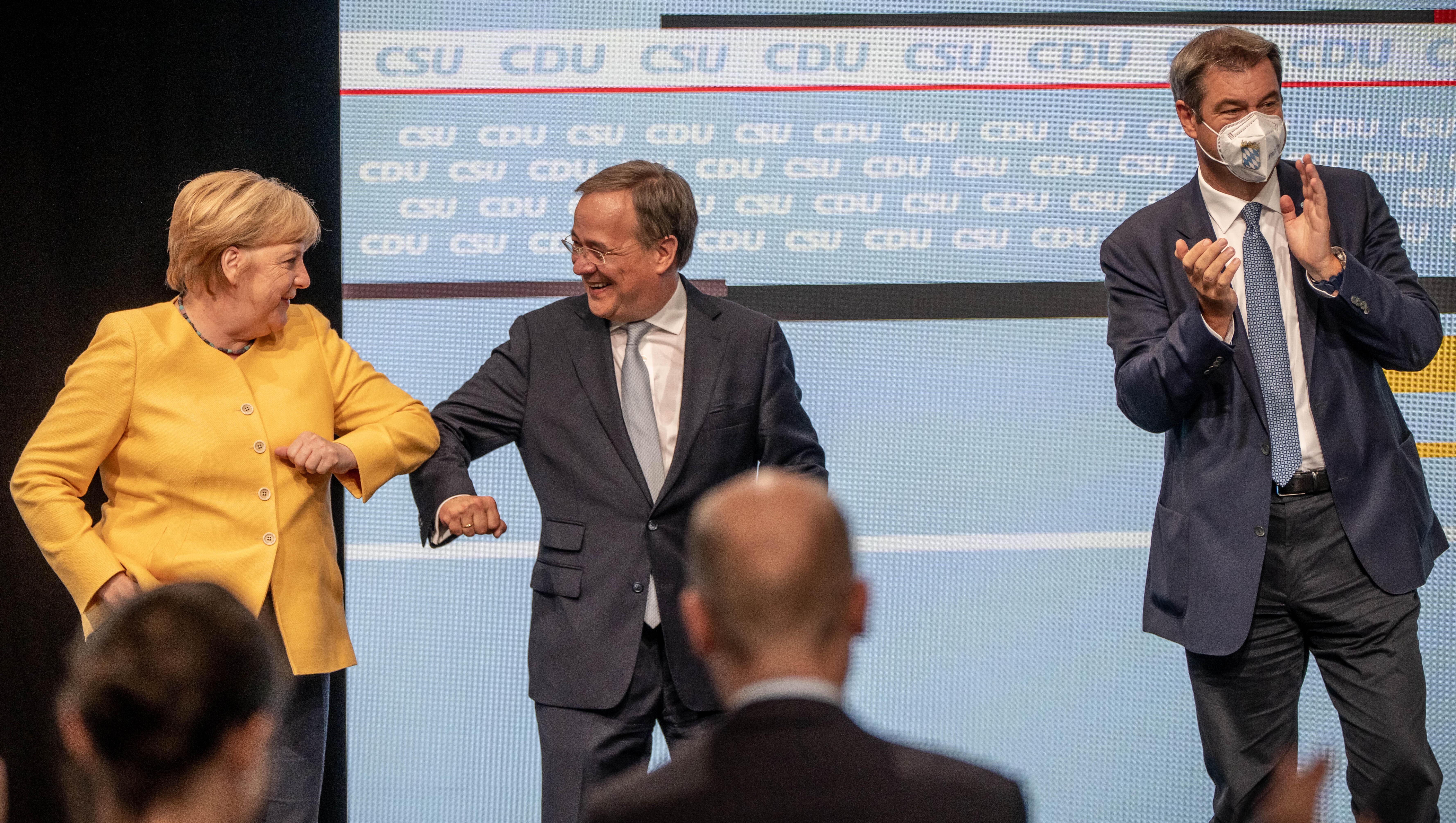 Drohendes Wahldebakel für die Union: Wird Laschet nun doch noch zum Kämpfer?