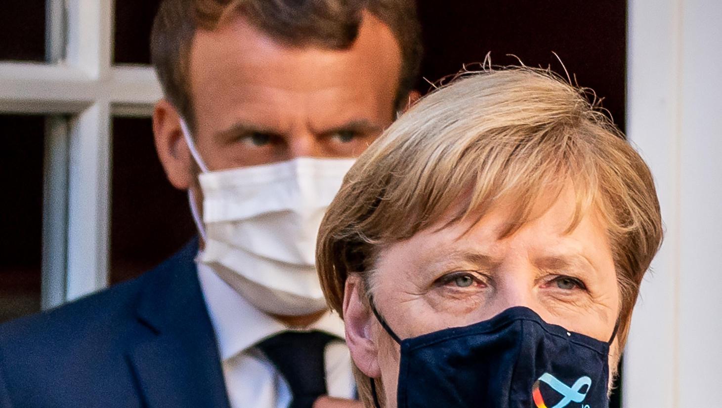 Französische Wirtschaft stürzt deutlich stärker ab als die deutsche