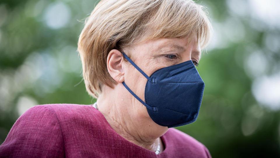 Union rätselt über Merkel: Warum kämpft sie nicht?