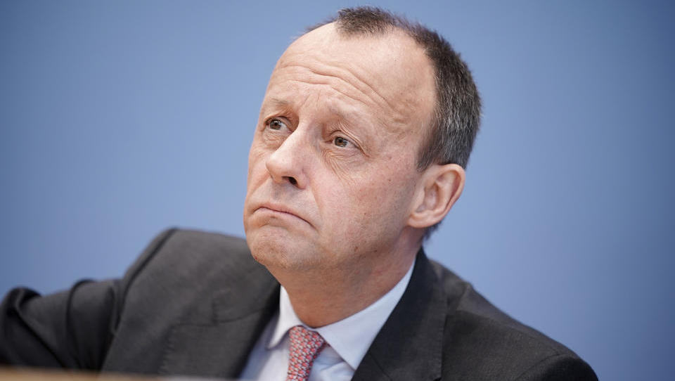 Friedrich Merz: Europäische Union droht auseinander zu brechen