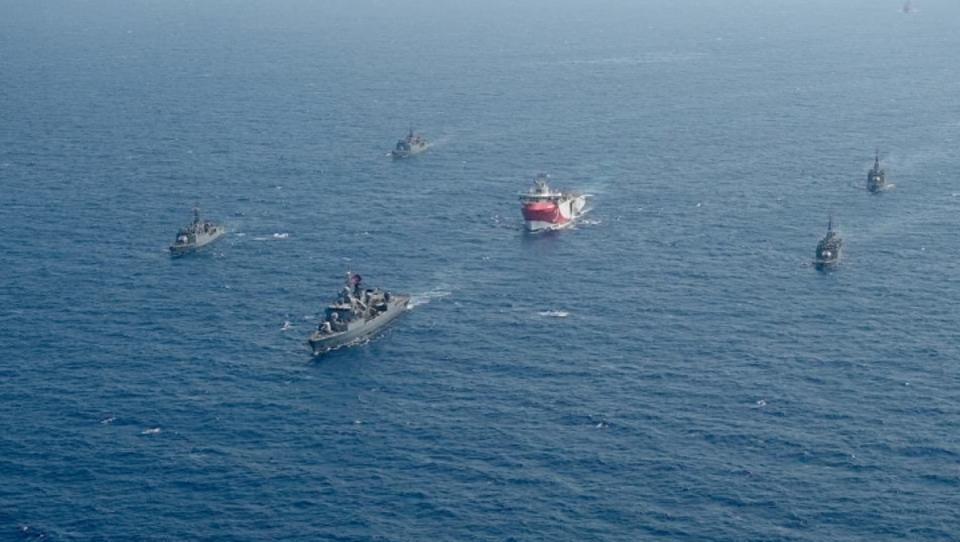 Streit um Mittelmeer-Erdgas: Israel unterstützt Griechenland