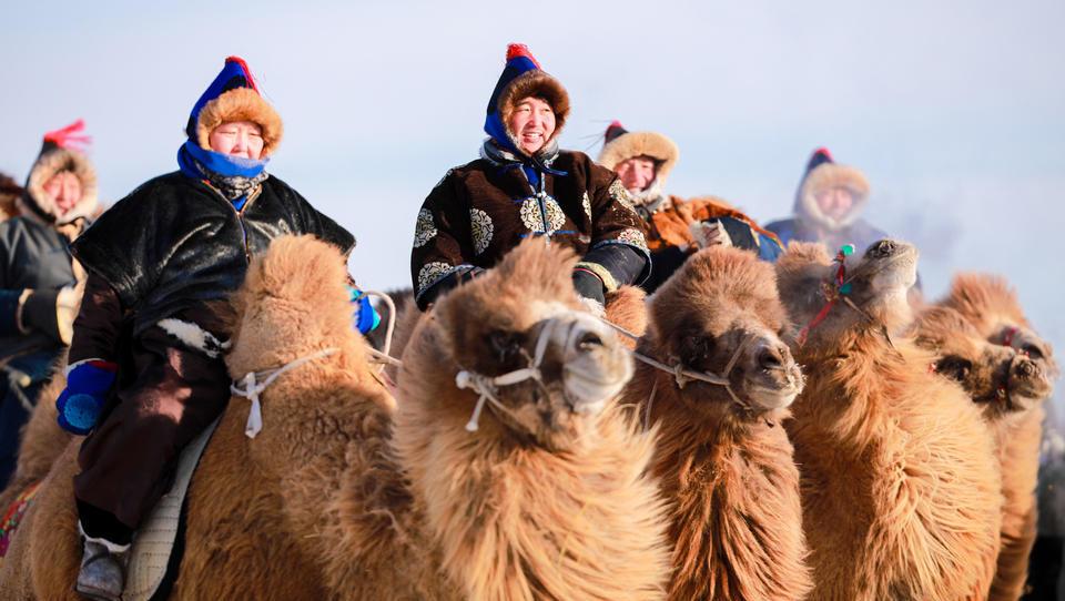 Mongolen protestieren gegen mehr Unterricht auf Chinesisch