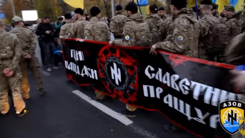 Bericht: Journalist Roman Protasevitsh war für Pressedienst von ukrainischen Neonazis tätig