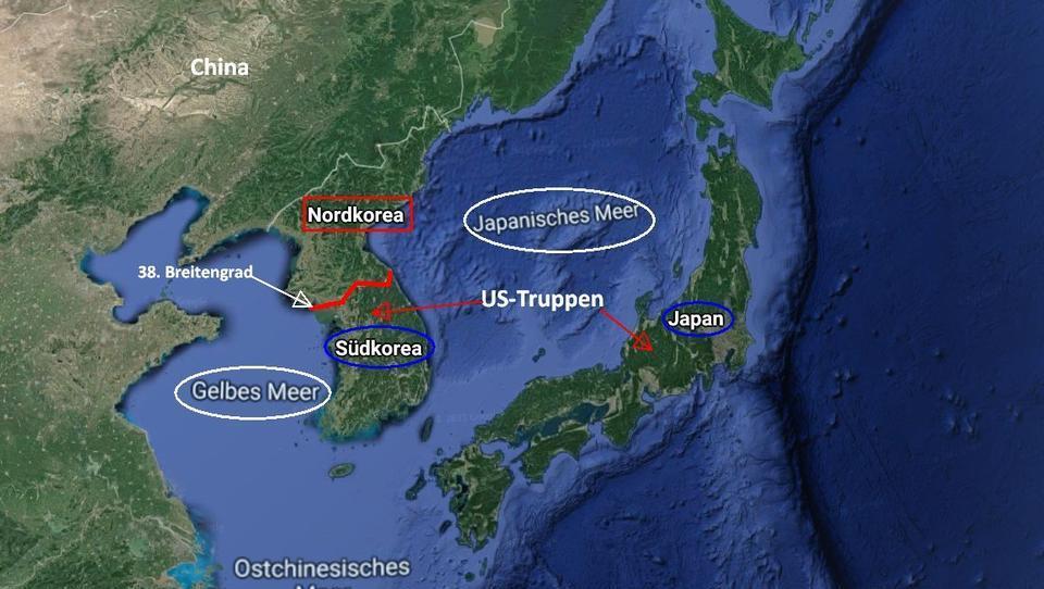 Korea: Kaum jemand will die Wiedervereinigung - vor allem nicht die Großmächte