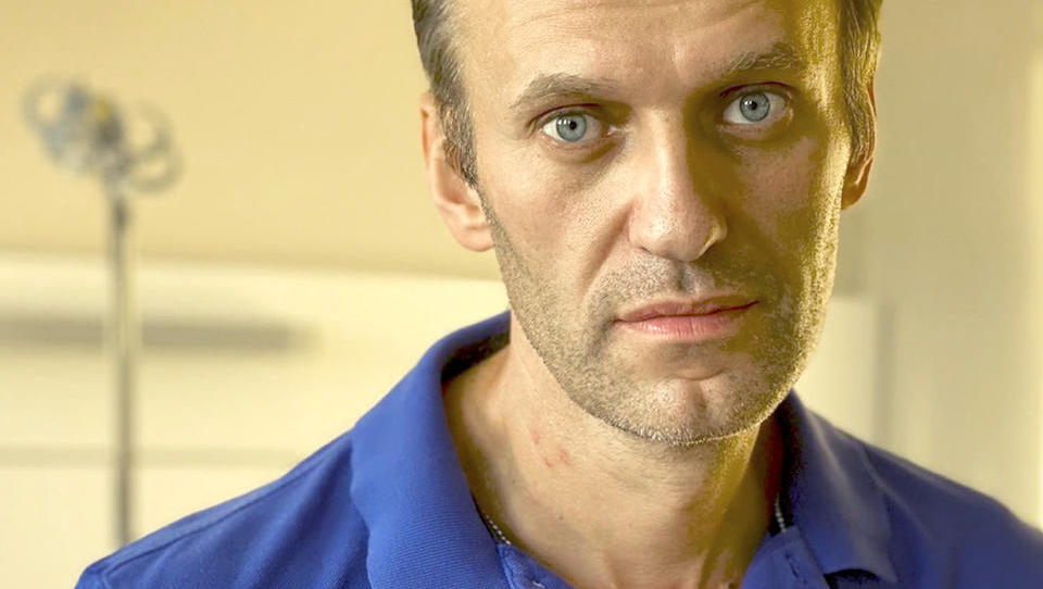 Vergifteter Kremlkritiker Nawalny aus Charité entlassen