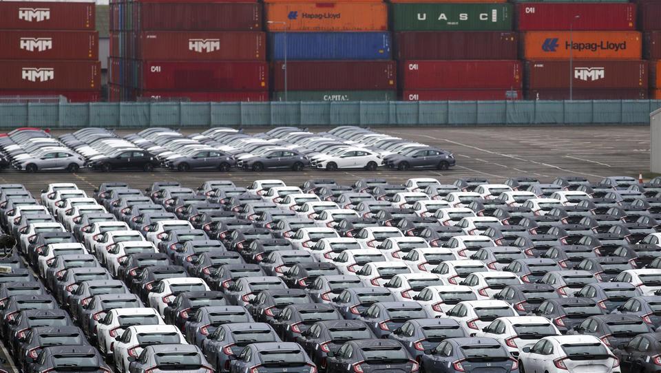 Globale Autoindustrie macht wieder mehr Umsatz als vor Corona