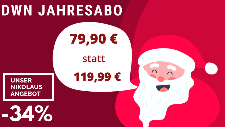 Unser Geschenk für Sie: Nur heute 34% sparen!
