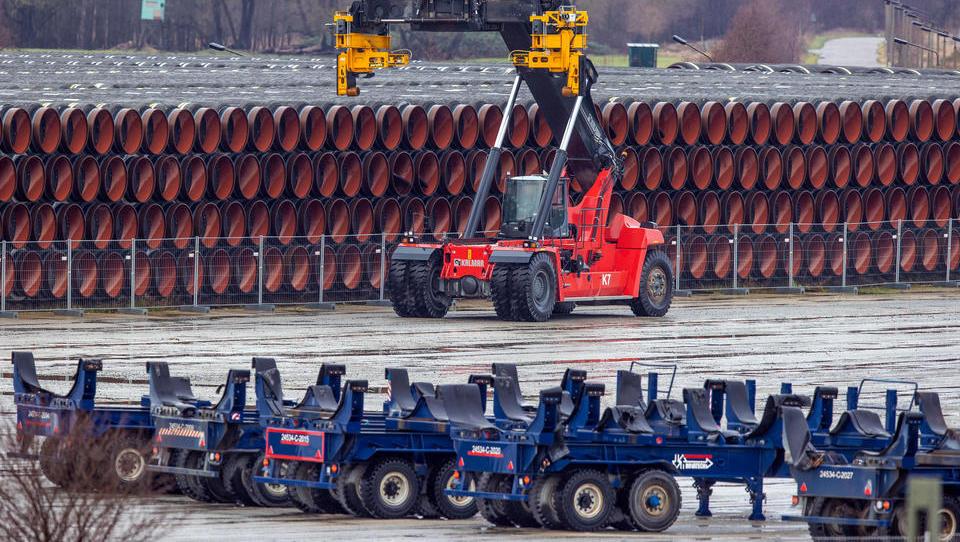 Kann Gas-Pipeline Nord Stream 2 mithilfe einer Stiftung gerettet werden?