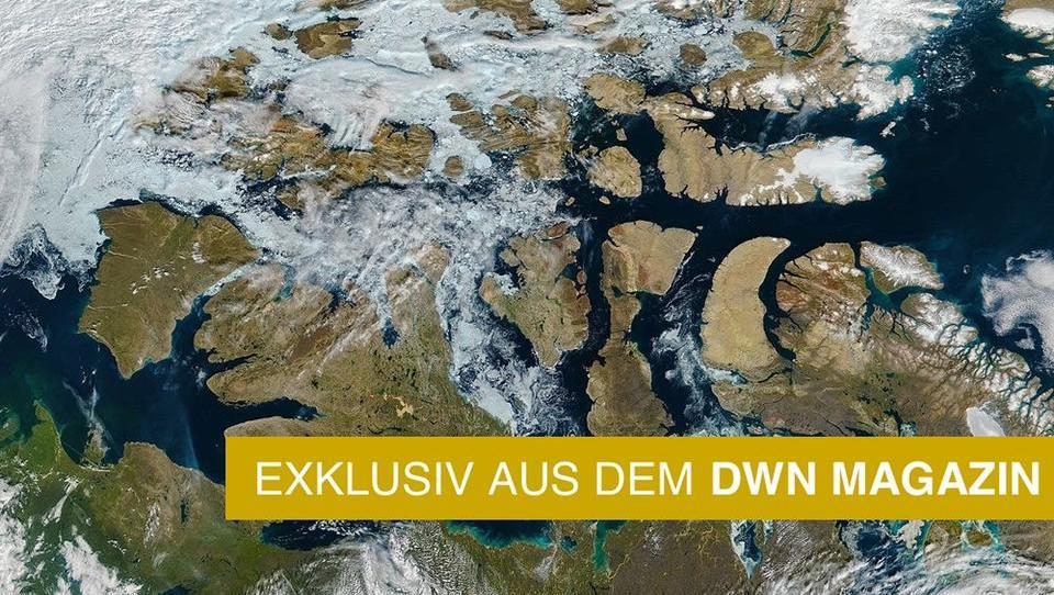 Abkürzung über die Arktis: Chancen der Nordwestpassage