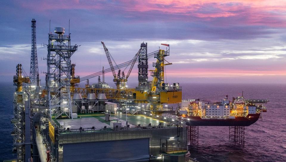 Norwegen treibt im großen Stil die Öl-Förderung in der Arktis voran