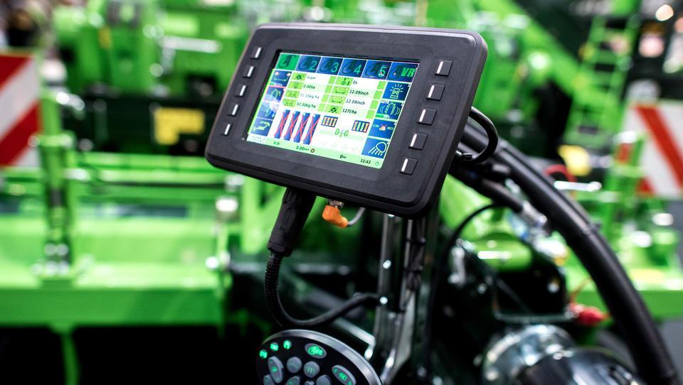 Deutschlands Bauern: Mit Digitalisierung gegen die internationale Konkurrenz