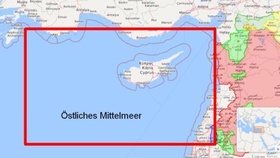 Frankreich entsendet Truppen nach Zypern