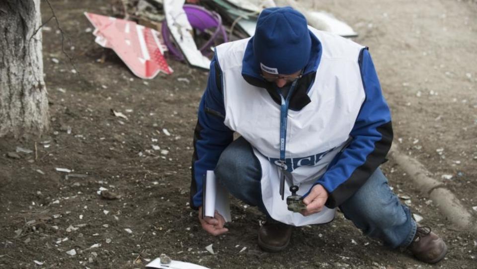 OSZE vermisst Mitarbeiter in Ost-Ukraine