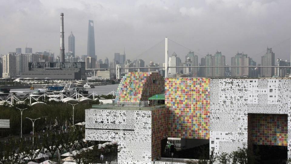 Chinas Immobilienmarkt belastet Wirtschaft