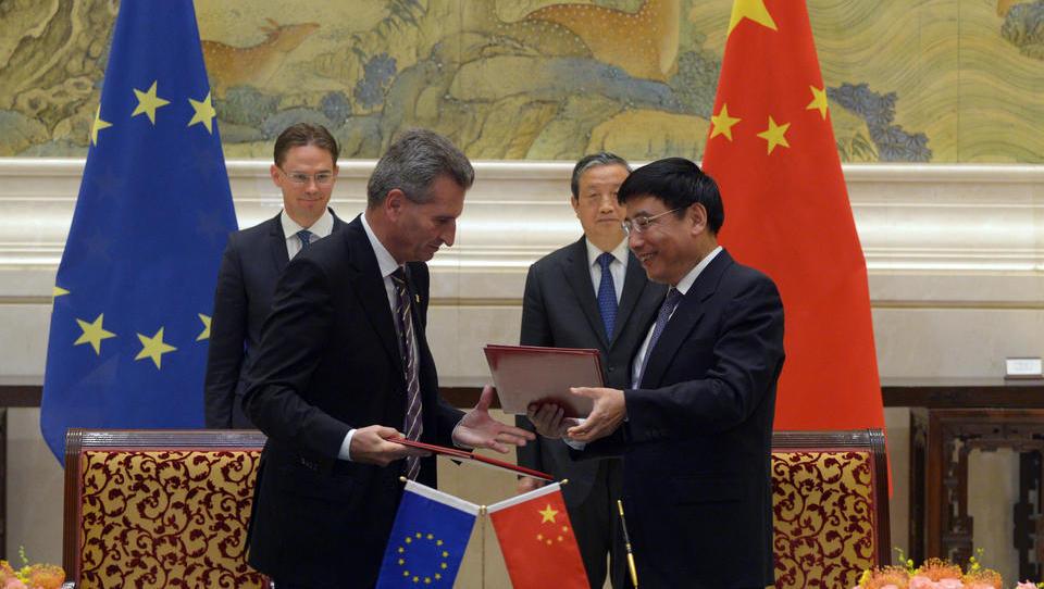 Internet 5G: EU und China setzen auf Zusammenarbeit