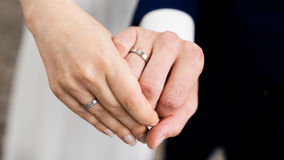Deutlich weniger Hochzeiten wegen Corona-Auflagen