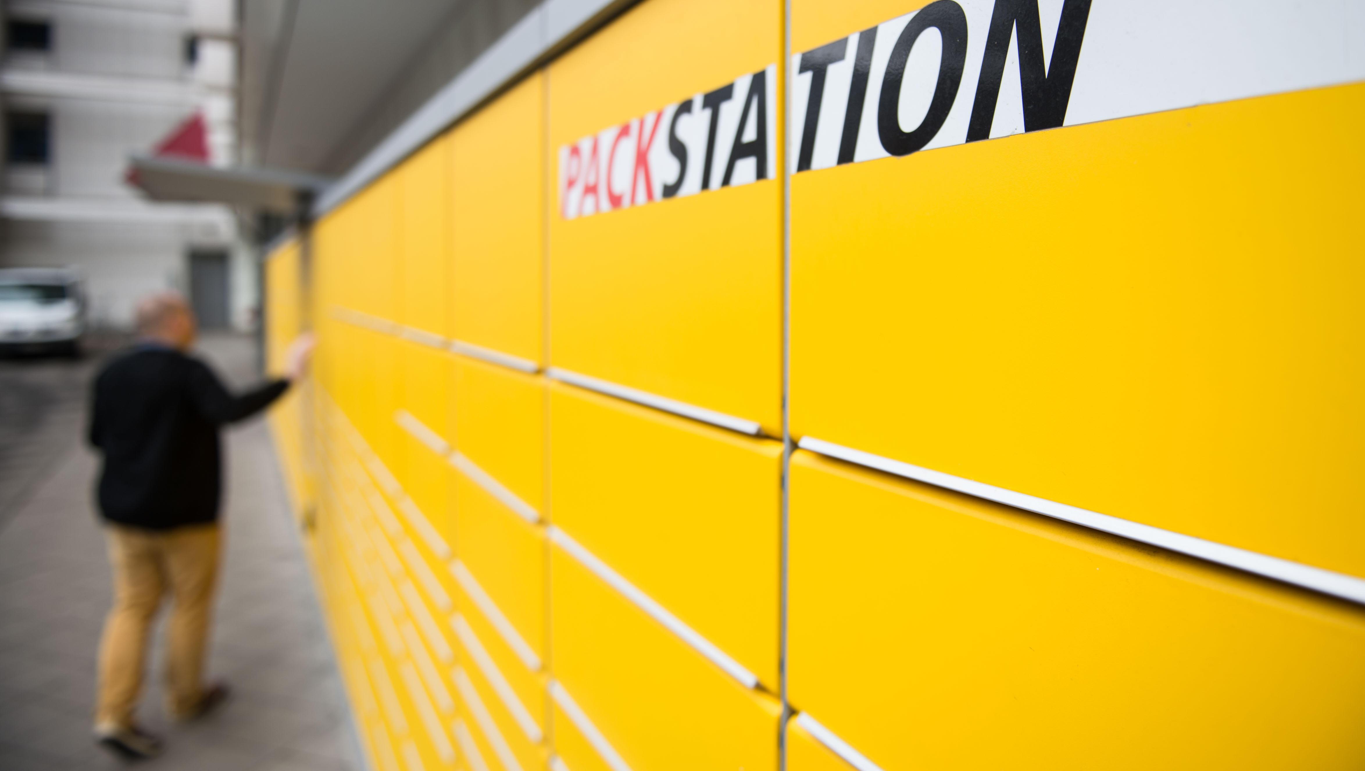 Starke Nachfrage: Deutsche Post will Anzahl ihrer Packstationen verdoppeln