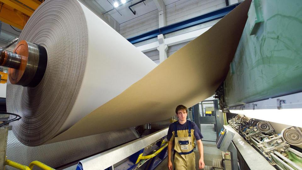 Internationaler Papier-Riese verkauft Werk an neuen Investoren - der lässt dort künftig Wasserstoff produzieren
