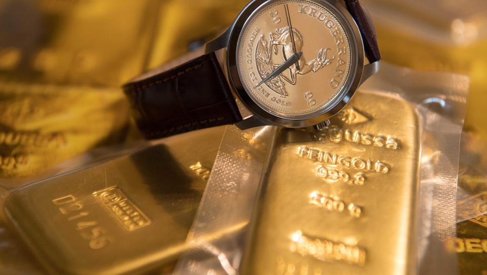 Goldminen melden ersten Rückgang der Produktion seit der Finanzkrise