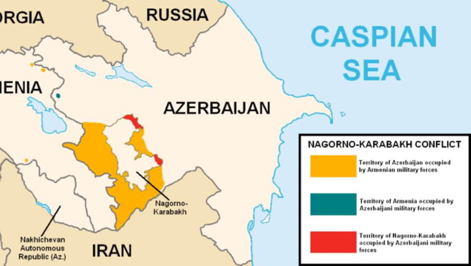 Die Lage eskaliert: Tote bei Kämpfen zwischen Armenien und Aserbaidschan
