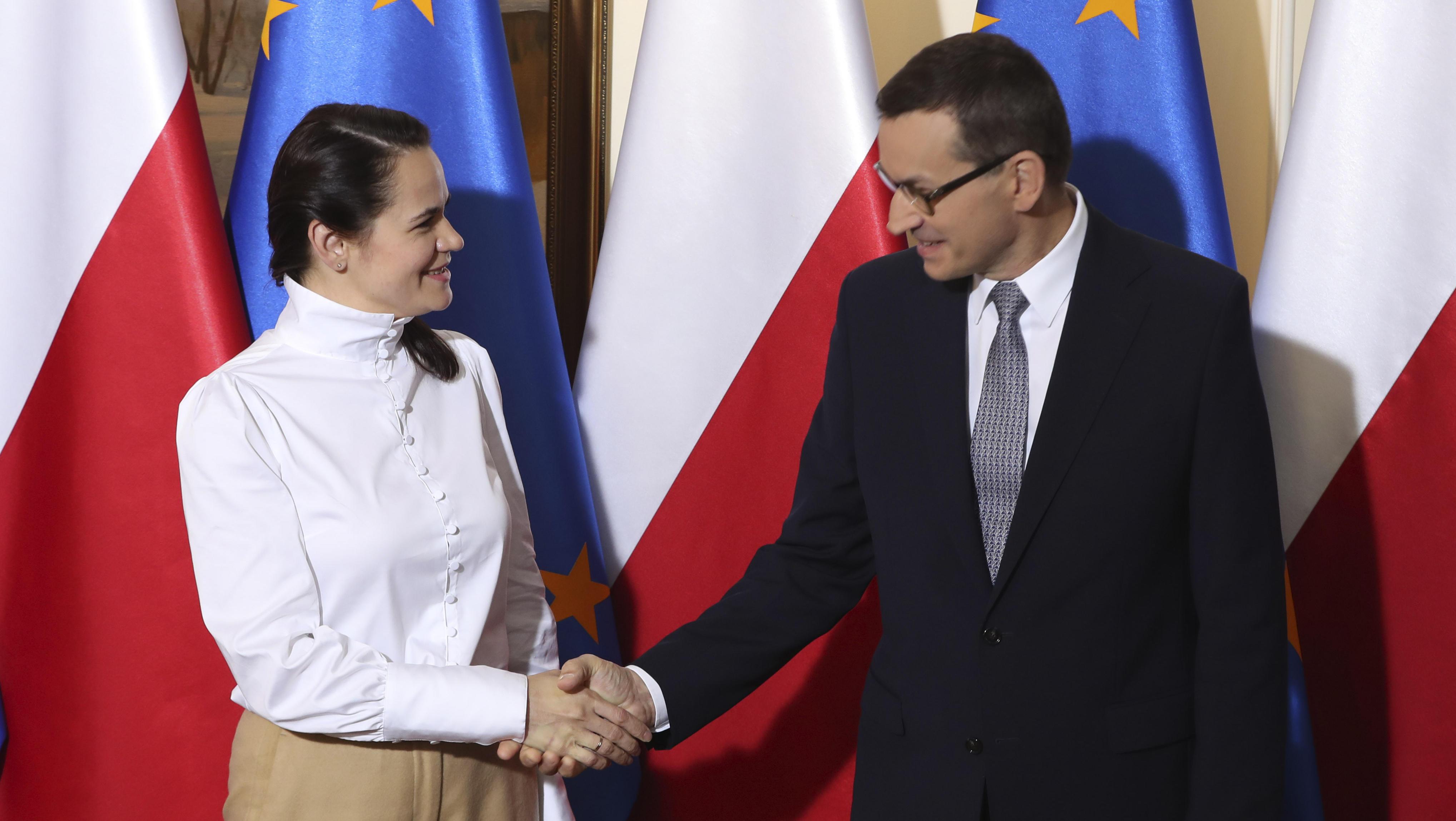 Gegen Russland: Polen fordert Stopp von Nord Stream 2