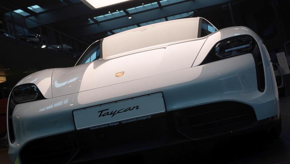 Corona kein Problem: Porsche meldet Umsatzplus