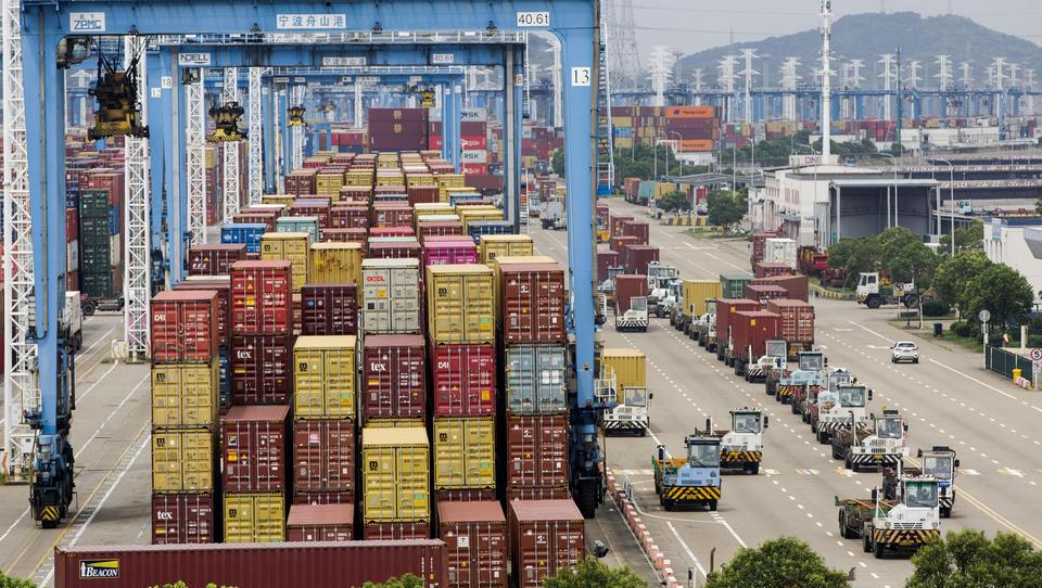 Produzentenpreise in China verzeichnen stärksten Anstieg seit 2008