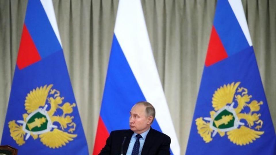 Corona: Russland hat gestern Nacht um 0.00 Uhr seine Grenzen für Ausländer geschlossen