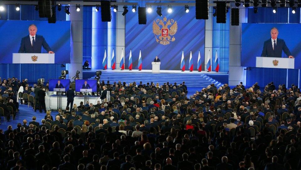 Putin warnt Westen vor Überschreiten der