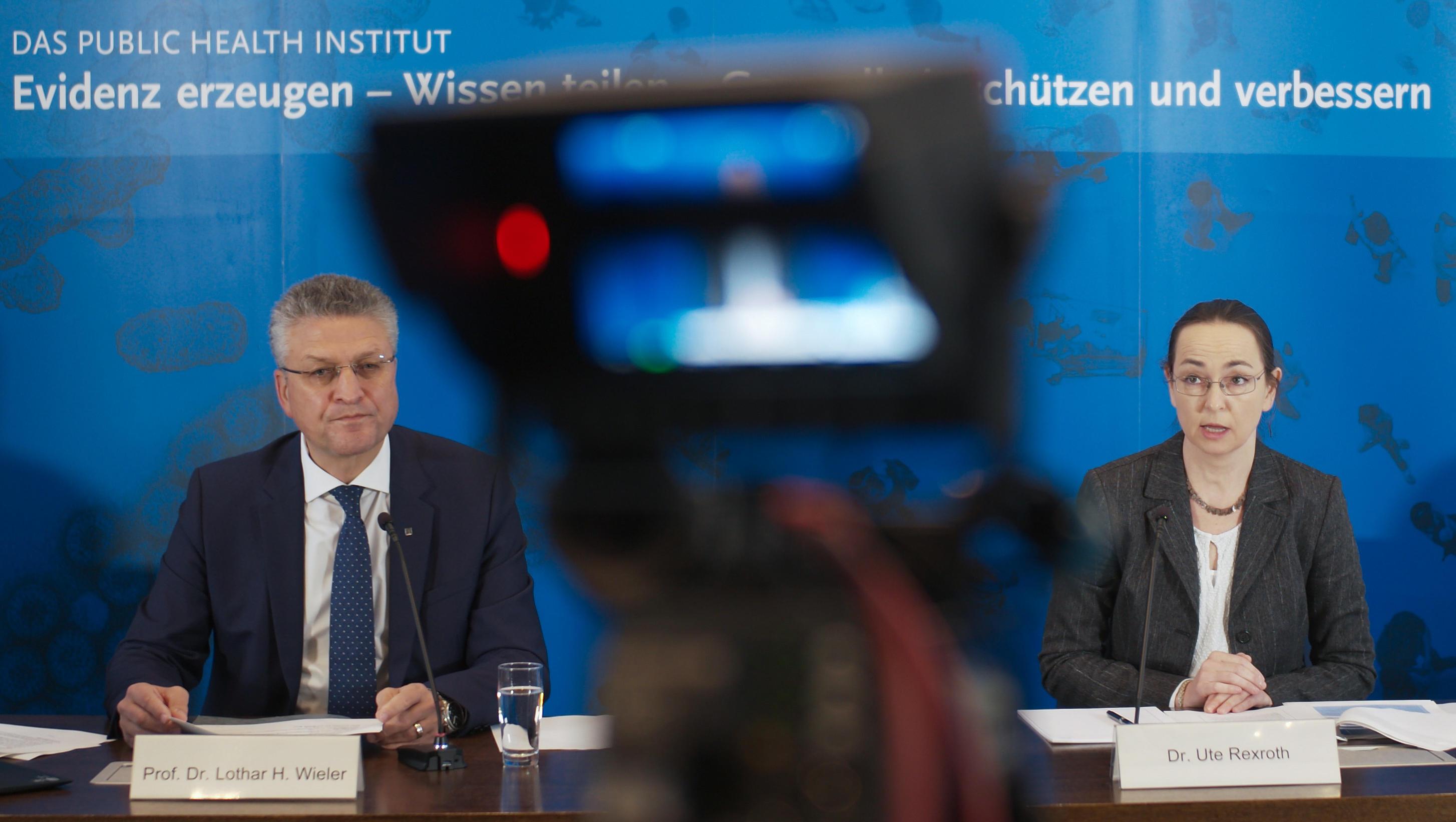 Robert-Koch-Institut will Deutschland noch über Monate im Lockdown halten