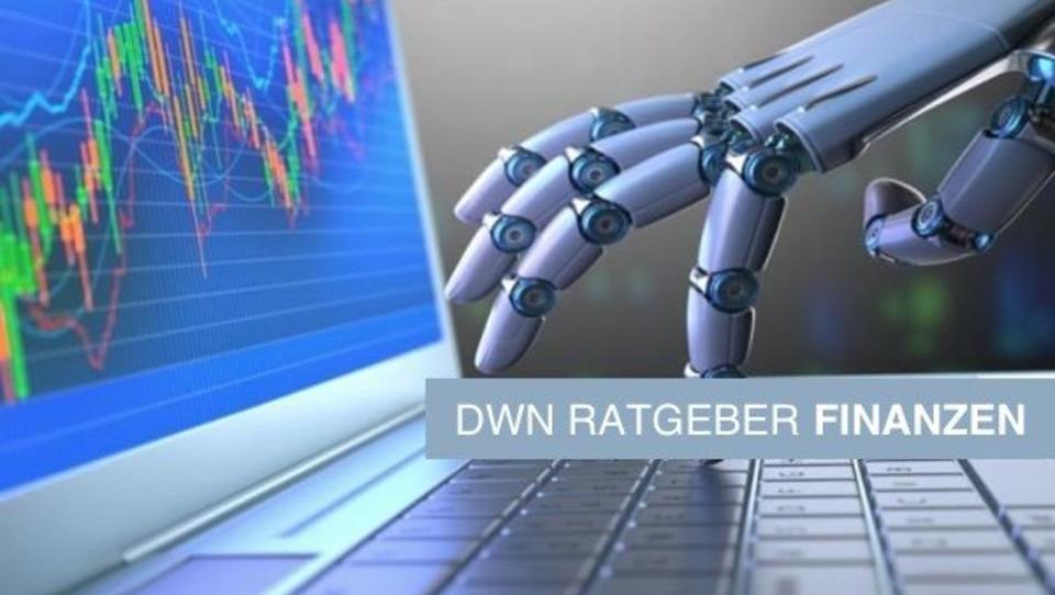 Roboter beraten Anleger bei der Vermögensverwaltung
