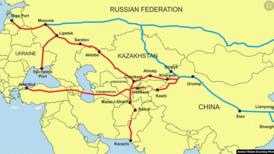Neue Seidenstraße: Warum Afghanistan eine wichtige Rolle für China spielt
