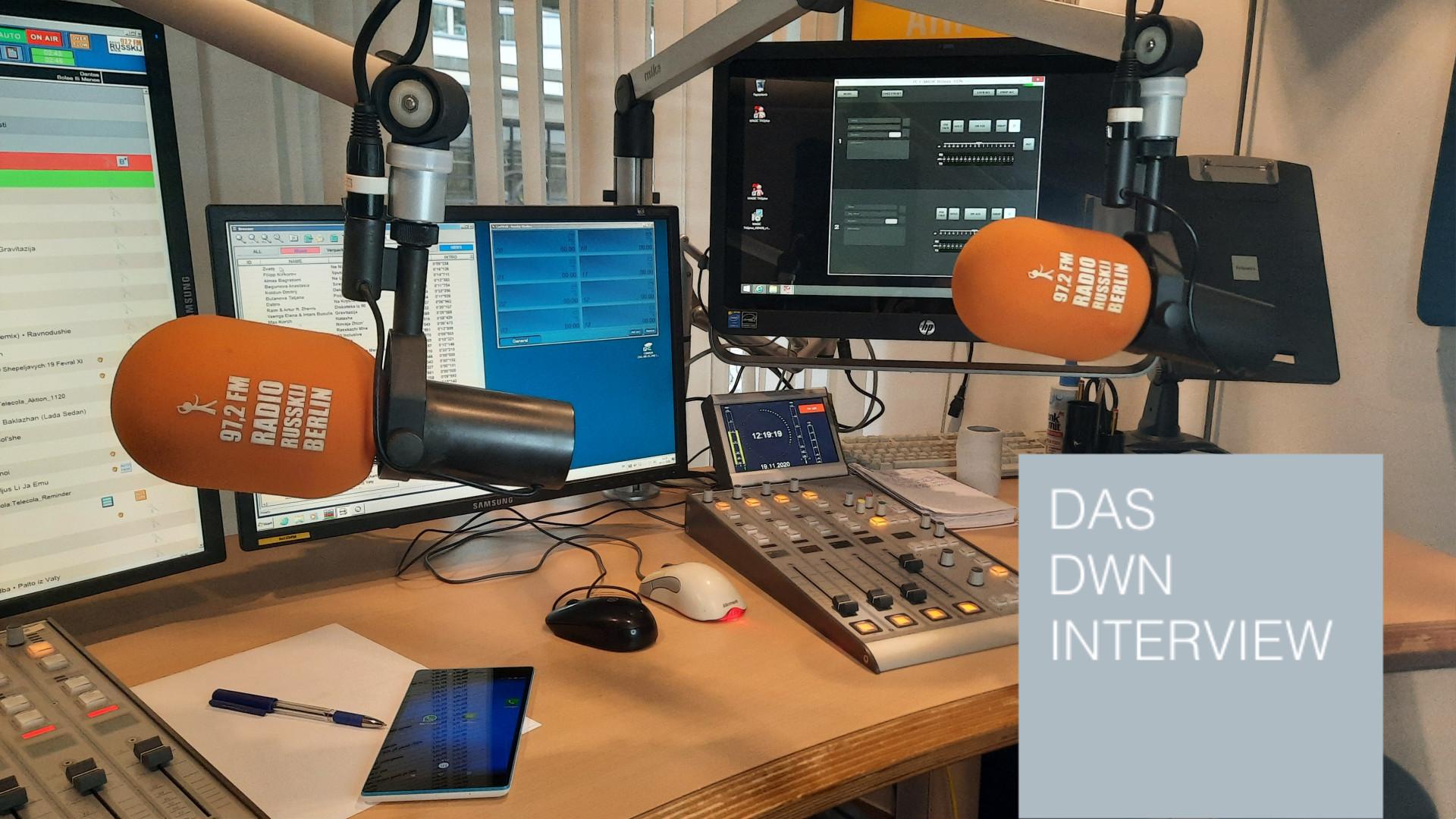 Radio Russkij Berlin: