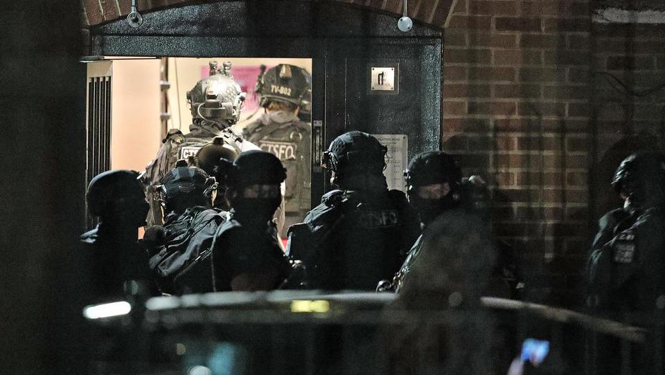 Terrorangriff in Großbritannien: Täter angeblich psychisch krank