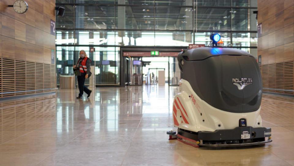 Berliner Hersteller startet Verleih-Service von Verkaufs-Robotern