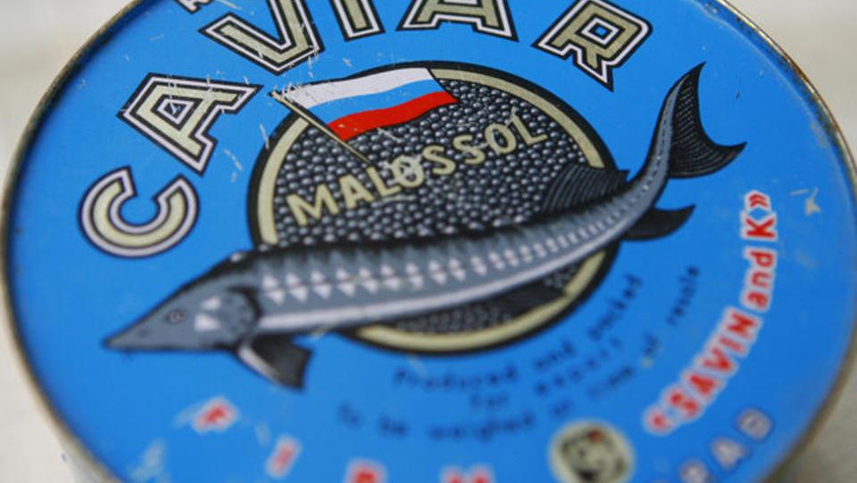 Russland verbietet Import von chinesischem Kaviar