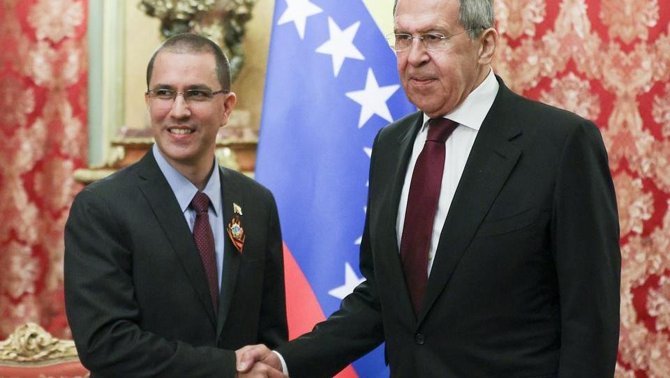Russland warnt die USA vor Regime-Wechsel in Venezuela