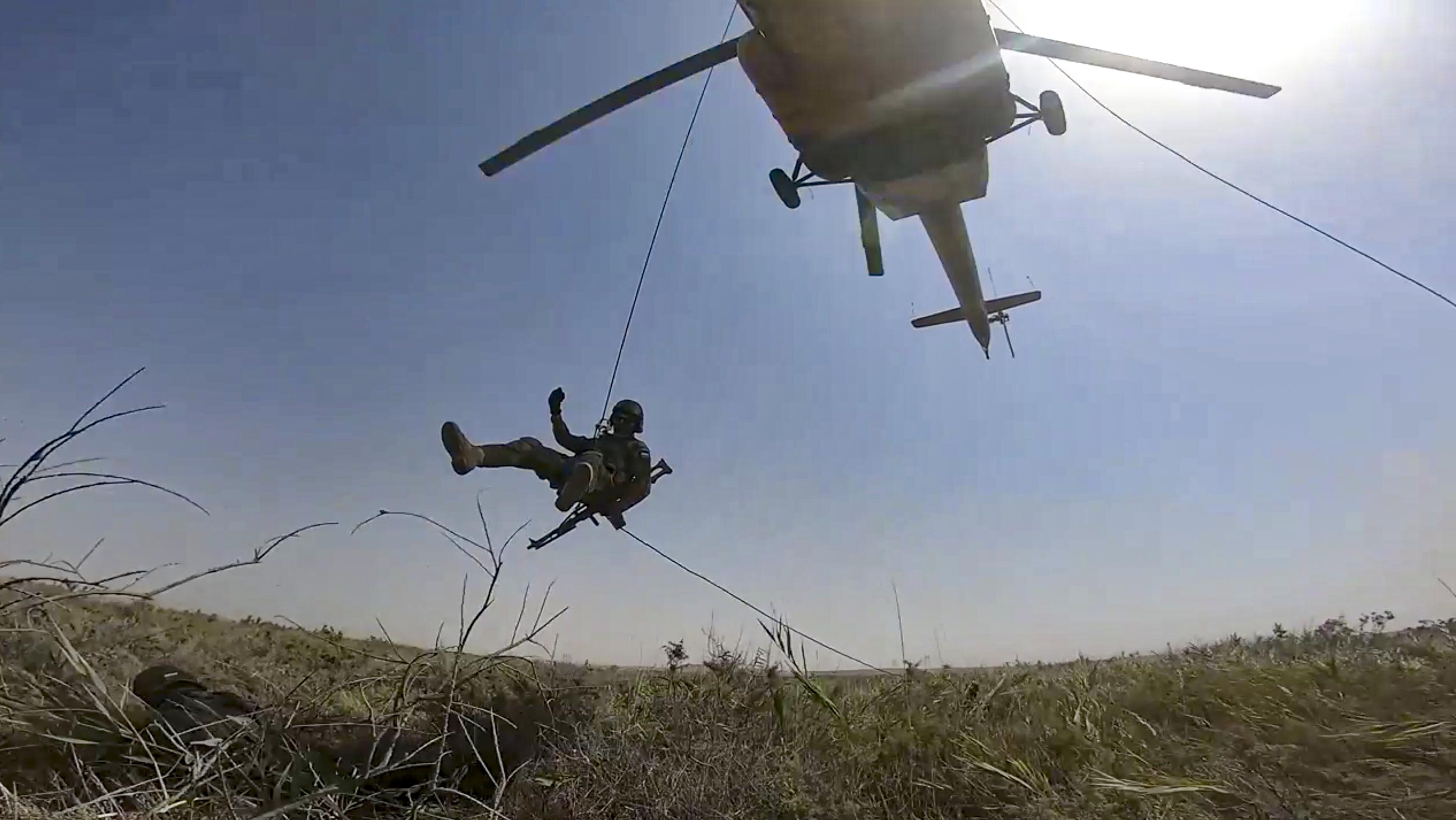 Russland verstärkt zentralasiatische Militärbasis nahe Afghanistan