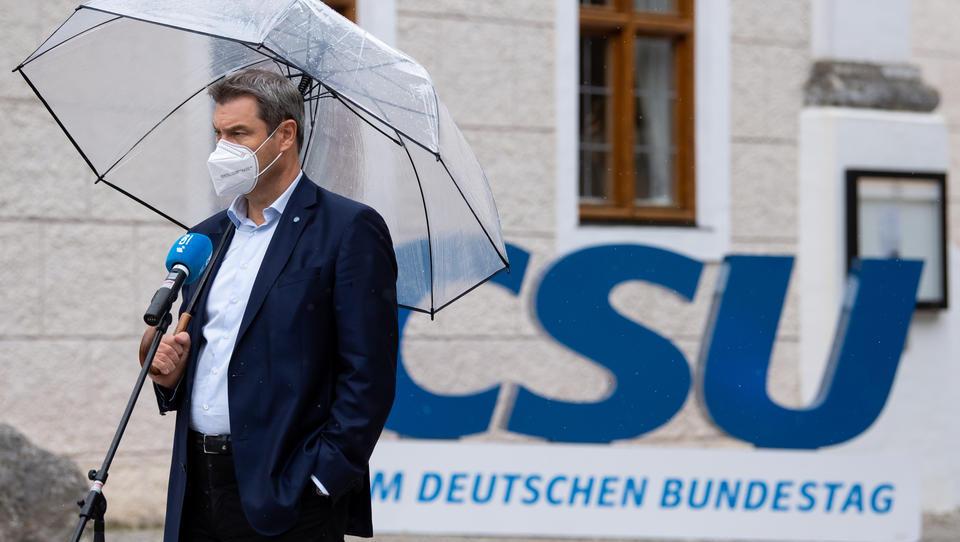 Kinder-Impfen: Stiko wehrt sich gegen CSU-Söder