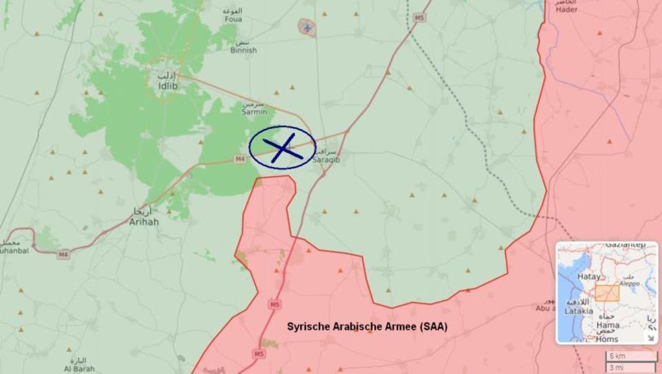 Eskalation droht: Syrische Armee tötet türkische Soldaten in Idlib