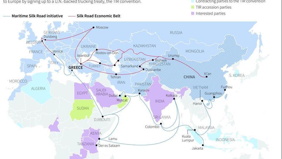 Lieferketten: Wird die Explosion am Hafen von Dubai den Handel zwischen Europa und Asien stören?