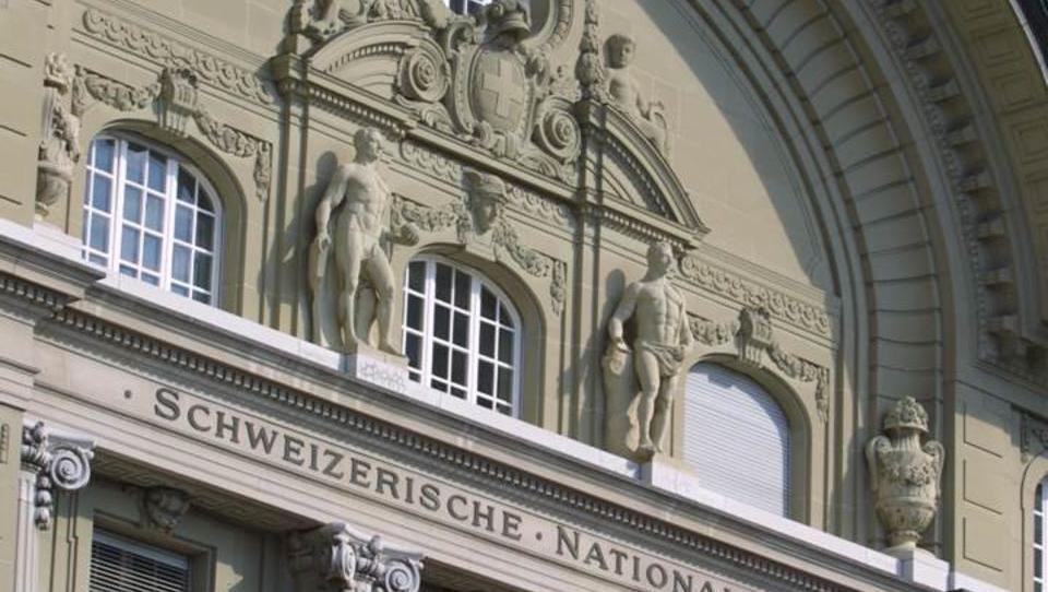 Schweiz schwächt den Franken, um Exporte nicht zu gefährden