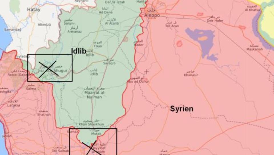 Syrien: Neue Gefechte in Idlib, doch der Krieg ist vorerst vorbei