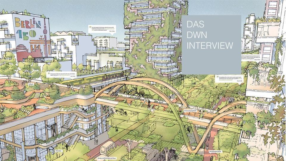 """Experte: """"Wir brauchen mehr Plattenbauten und Städte wie New York"""""""