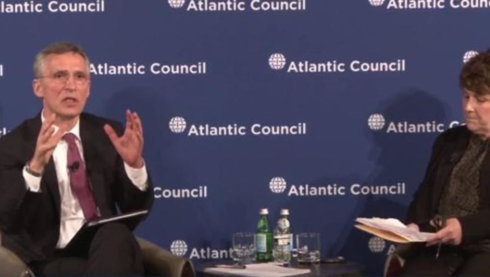 Nato will USA und Europa außerhalb des eigenen Territoriums verteidigen