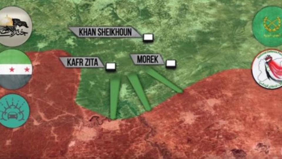 Von der CIA unterstützte Söldner und ISIS starten Offensive in Syrien